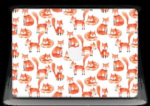 "Fox Skin MacBook Air 13"""