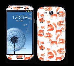 Fox Skin Galaxy S3