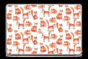 "Fox Skin MacBook Pro 17"" -2015"