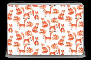 Fox skin Laptop 15.6