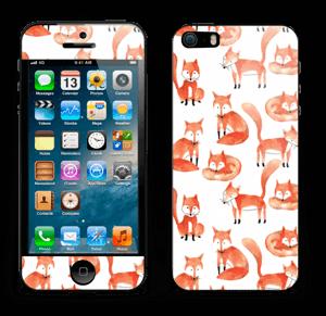 Fox Skin IPhone 5s