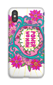 Power Woman Coque  IPhone X
