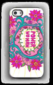 Power Woman deksel IPhone 5/5s tough