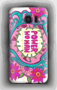 Power Woman deksel Galaxy S6
