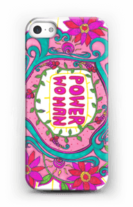 Power Woman hoesje IPhone SE