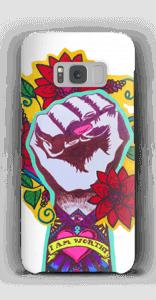 Worthy deksel Galaxy S8