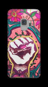 Kämpfe für Veränderung Handyhülle Galaxy S9