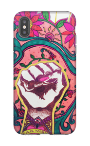 Fight for a change Coque  IPhone XS Max tough