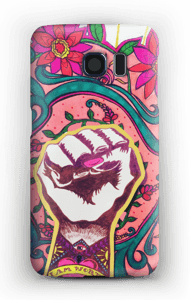 Fight for a change Coque  Galaxy S6