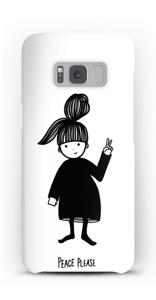 Peace please skal Galaxy S8