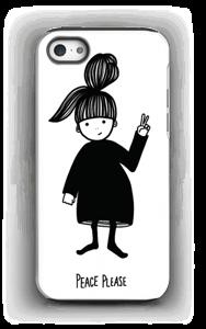 Peace please skal IPhone 5/5s tough