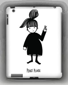 Peace please kuoret IPad 4/3/2
