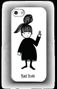 Peace please hoesje IPhone SE