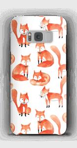 Füchse Handyhülle Galaxy S8