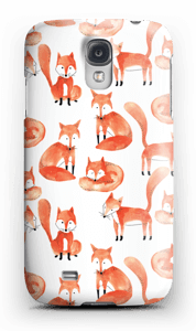 Foxes case Galaxy S4