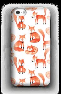 Foxes case IPhone 5c
