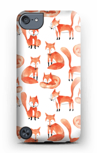 Foxes case IPod Touch 5