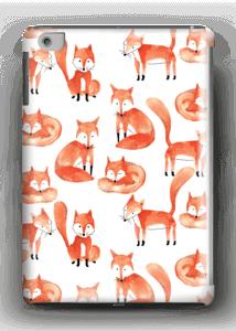 Foxes case IPad mini 2