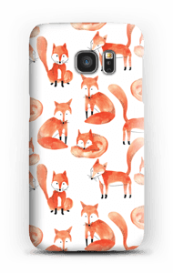 Foxes case Galaxy S7