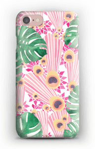 PinkPpeacock case IPhone 7