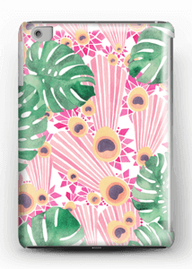 PinkPpeacock case IPad mini 2