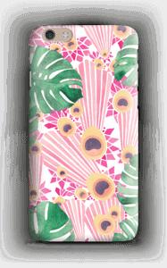 Pinkki riikinkukko kuoret IPhone 6 Plus