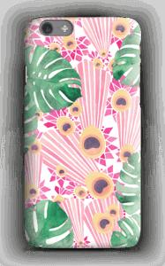 Pinkki riikinkukko kuoret IPhone 6s