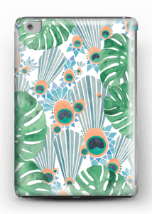 Blue Peacock case IPad mini 2