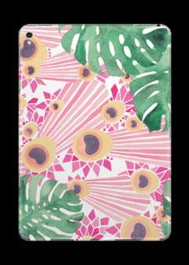 Plantes & plumes roses Skin IPad Pro 9.7