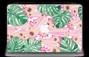 """Plantes & plumes roses Skin MacBook Air 11"""""""