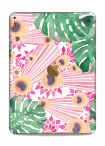 Pink Peacock Skin IPad Pro 12.9