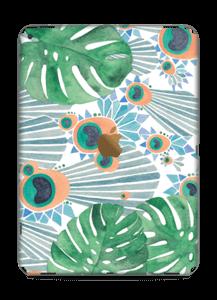 Blue Peacock Skin IPad Pro 12.9