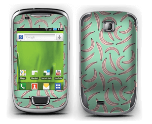 Bananas Skin Galaxy Mini