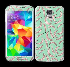 Bananer  Skin Galaxy S5