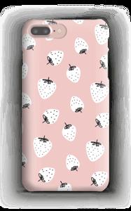 Strawberry case IPhone 7 Plus