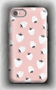 Jordbær deksel IPhone 7 tough