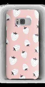 Jordbær deksel Galaxy S8