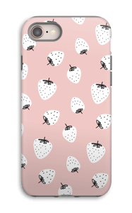 Strawberry case IPhone 8 tough