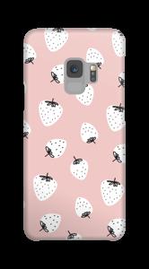 Erdbeeren Handyhülle Galaxy S9
