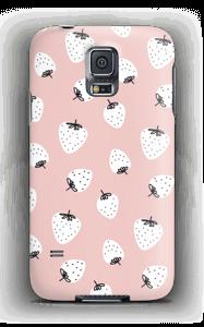 Mansikka kuoret Galaxy S5