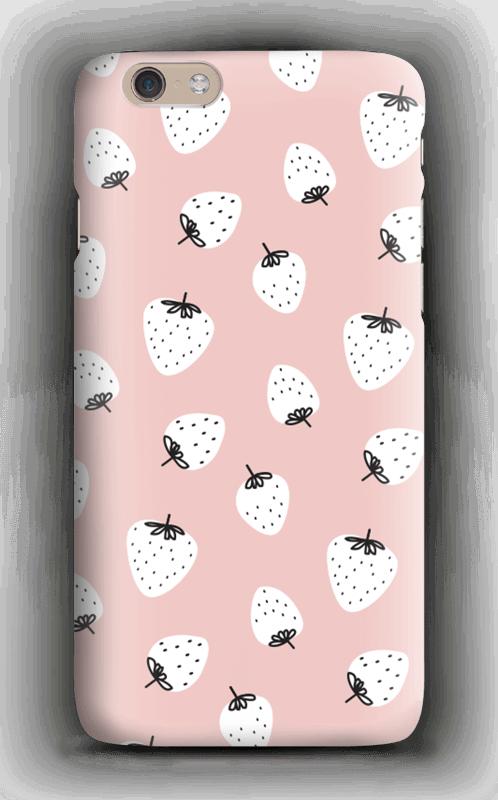 Jordbær deksel IPhone 6