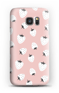 Strawberry case Galaxy S7