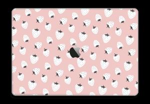 """Jordbær Skin MacBook Pro 15"""" 2016-"""