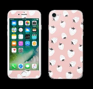 Aardbeien Skin IPhone 7