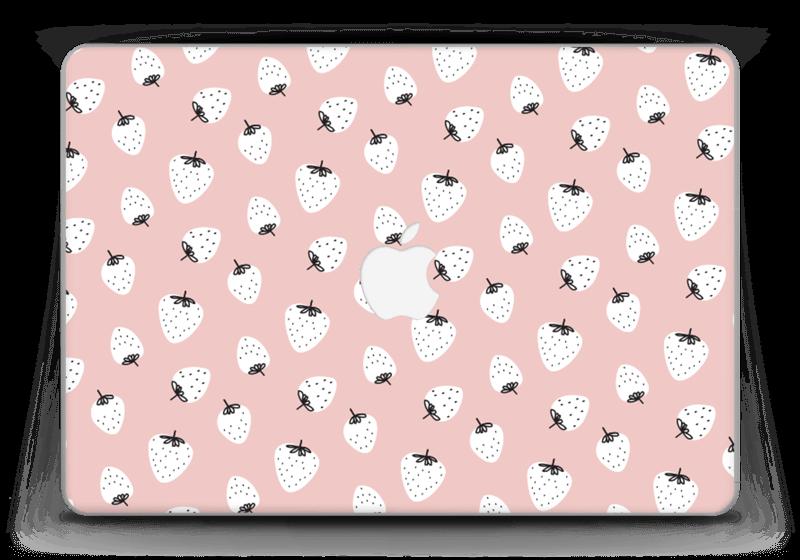 """Erdbeeren Skin MacBook Pro Retina 13"""" 2015"""