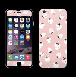 Jordbær Skin IPhone 6/6s