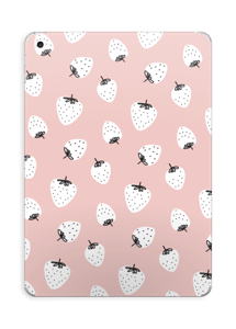 Jordbær Skin IPad 2017