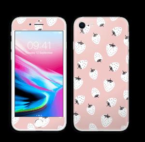 Jordbær Skin IPhone 8
