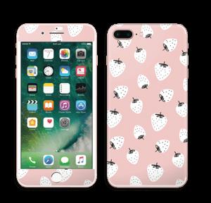 Jordbær Skin IPhone 7 Plus