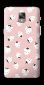 Jordbær Skin OnePlus 3T